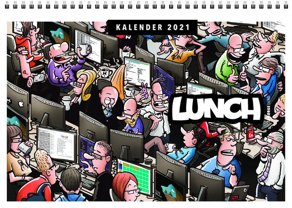 Veggkalender Lunch 21