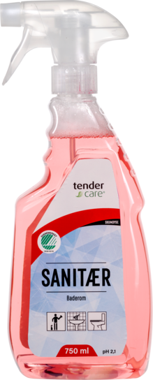Sanitærrent spray 750ml Tendercare
