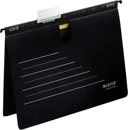 Hengemappe A4 sort file binder