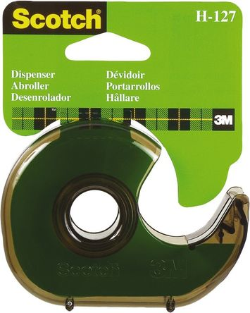 Tapedispenser Scotch uten tape 19mmx33m