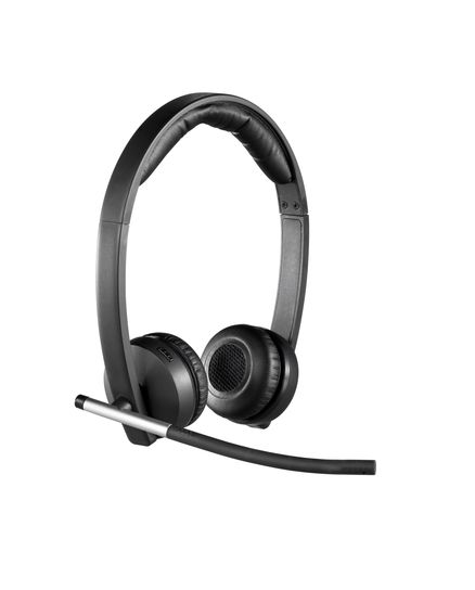 Headset H820e stereo dect sort